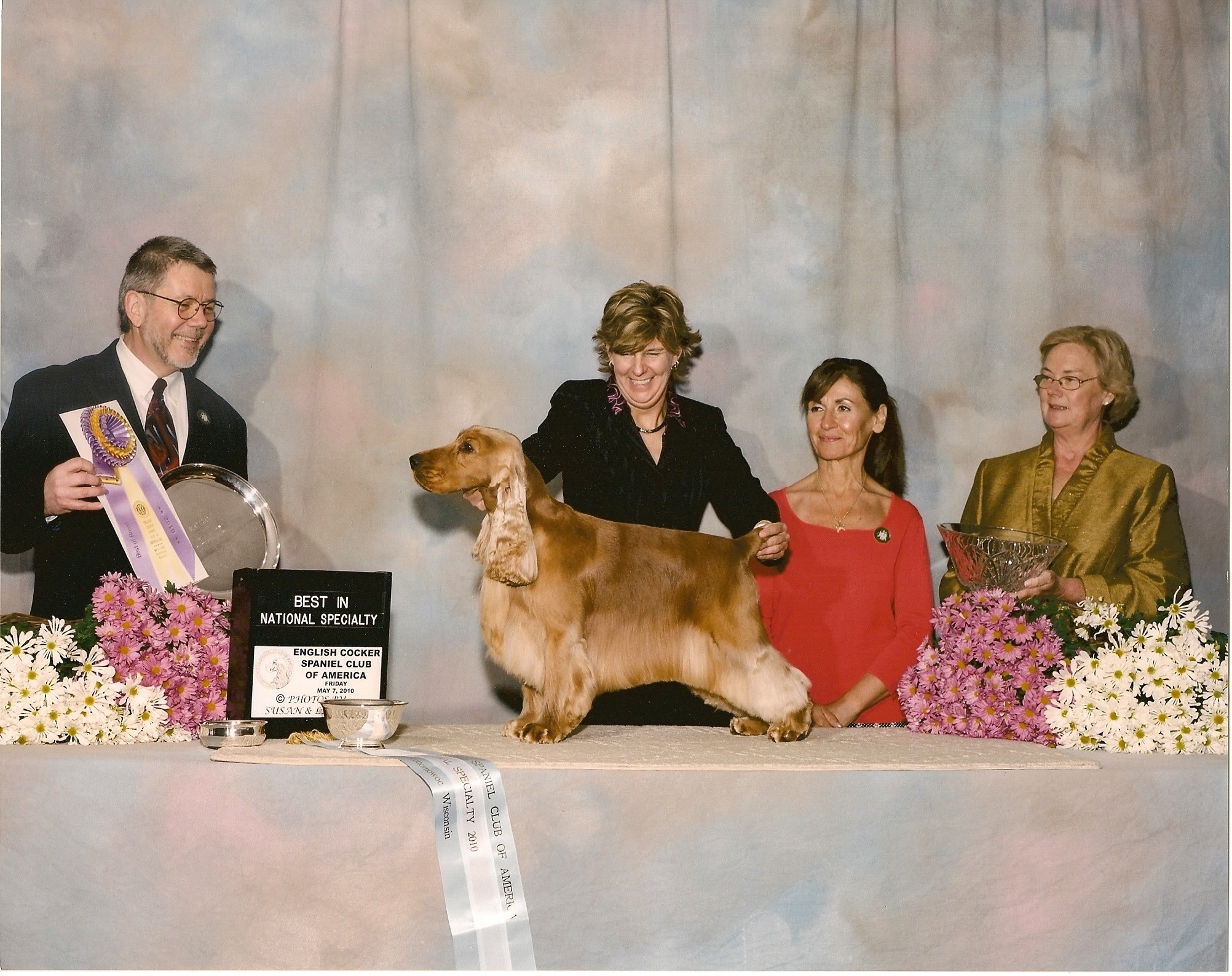 2010 - GCh. Majestic's Keeping the Drama
