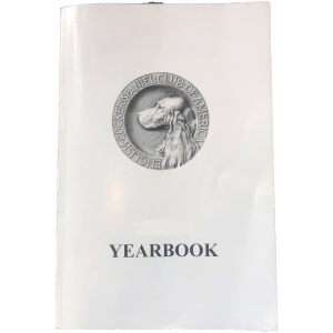 ECSCA Yearbook
